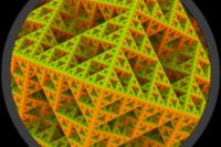 Fractal Pyramid - Mandelbulb Fractals