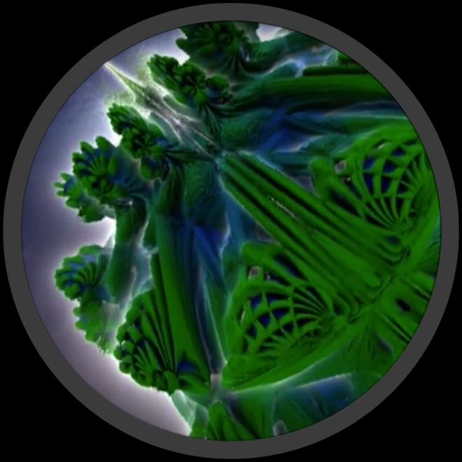 Fractal Sphere mandelbulb fractal screenshot