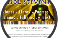 Marisol Stevens website screenshot