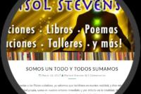 Marisol Stevens website screenshot
