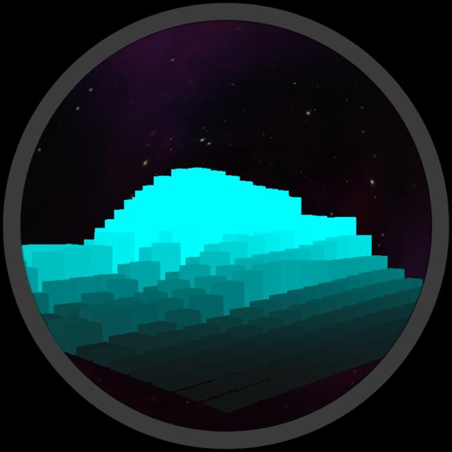 Music Color Cubes - Quartz Composer Visual
