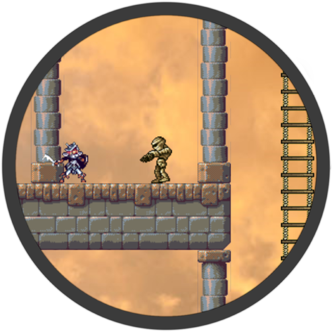 Princess Of Greece GameMaker screenshot