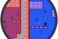 Robo Enemies GameMaker screenshot
