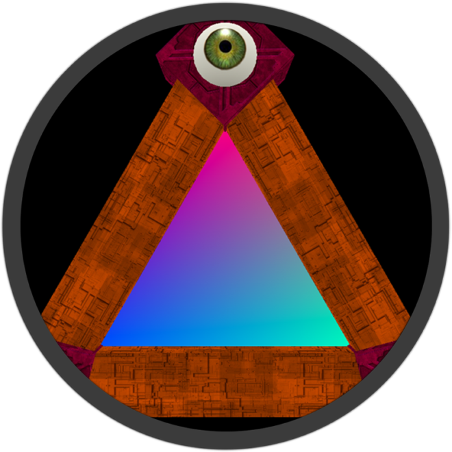 Triangle Gate - Quartz Composer Visual